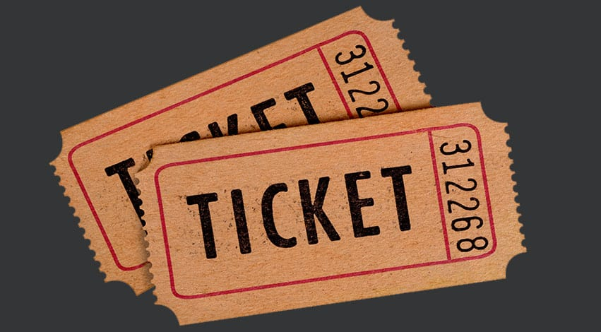 Know What You Buy: Three Things You Support When You Buy a Ticket