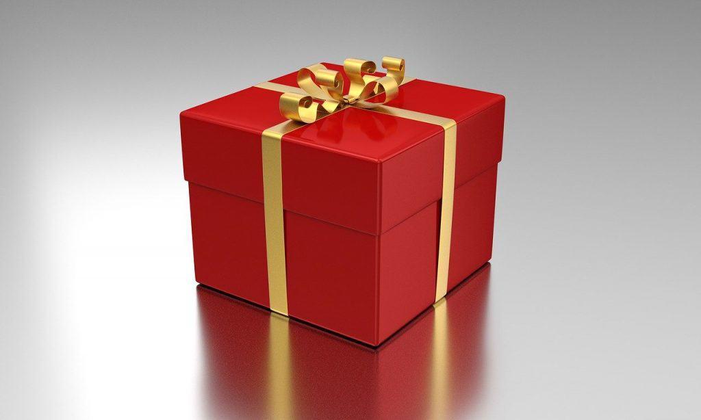 מתנה אדומה