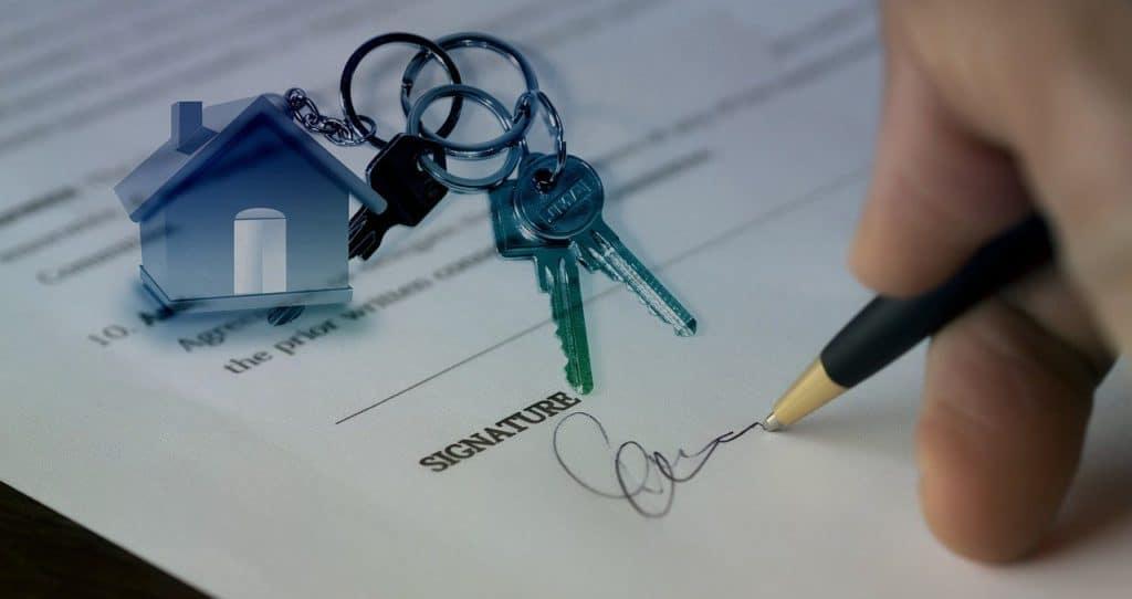 חוזה ומפתחות